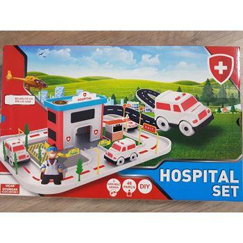 Slika za 70 Bolnica set